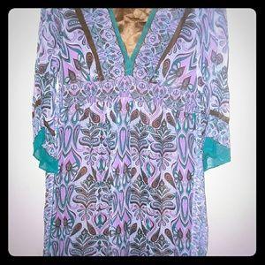 Sheer Spring/Summer Dress